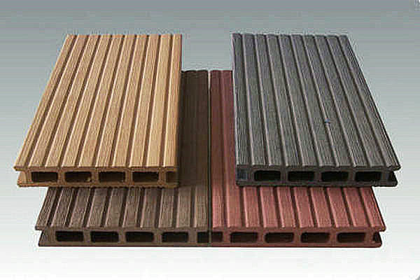 Swift deck no nail timber decking services for Timber decking materials